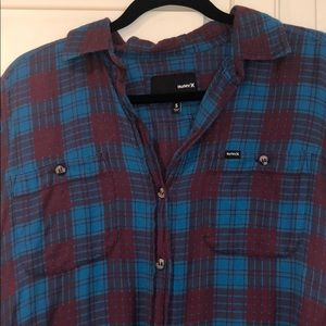 Hurley Flannel